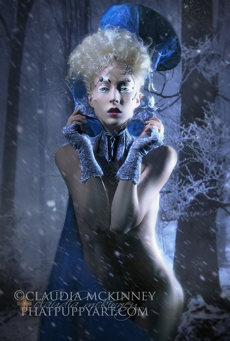 Photograph Mrs. Jack Frost by Phatpuppy Art on 500px