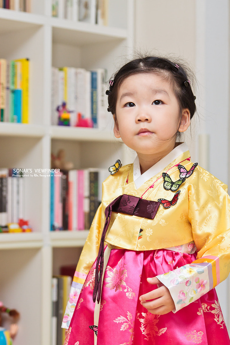"""Photograph Korean traditional costume """"Hanbok"""" by Youngsuk Rho on 500px"""
