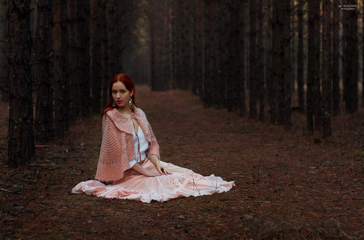 Photograph Red Riding Hood by Kuzmin Wit on 500px