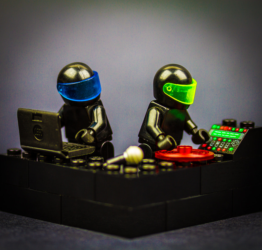 Photograph Daft Punk by Christian Cantrell on 500px