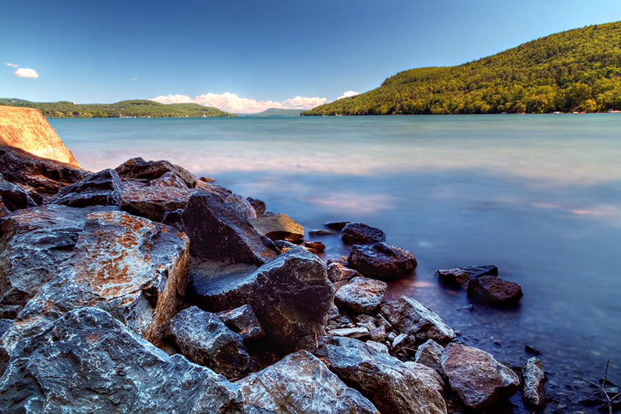 Photograph Otsego Lake by David Nutter on 500px