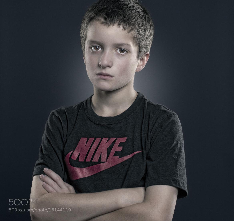 Photograph Little Boy Blue by scott eggimann on 500px