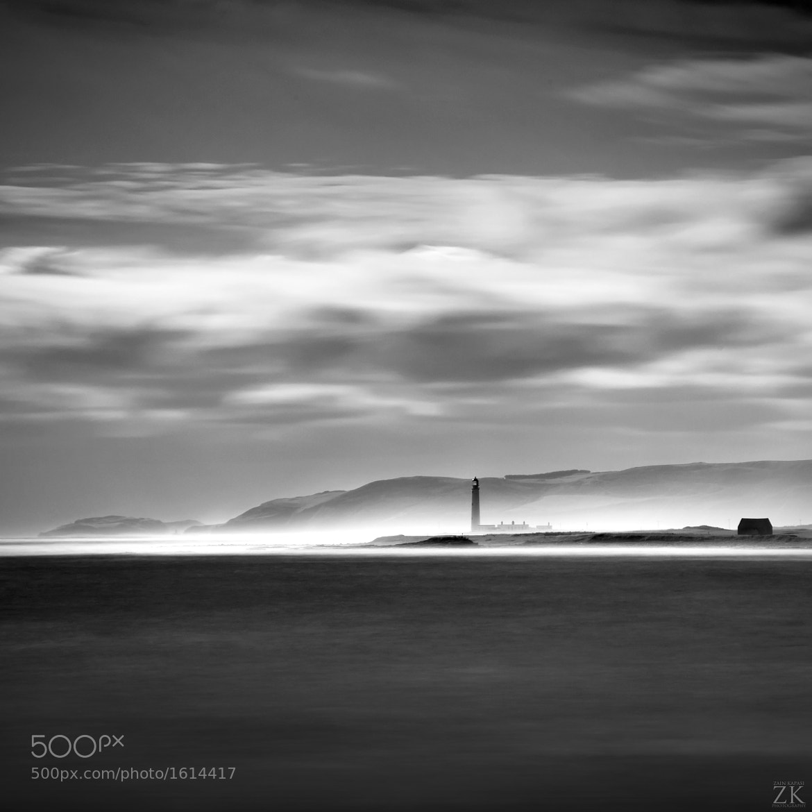 Photograph Barns Ness Lighthouse by Zain Kapasi on 500px