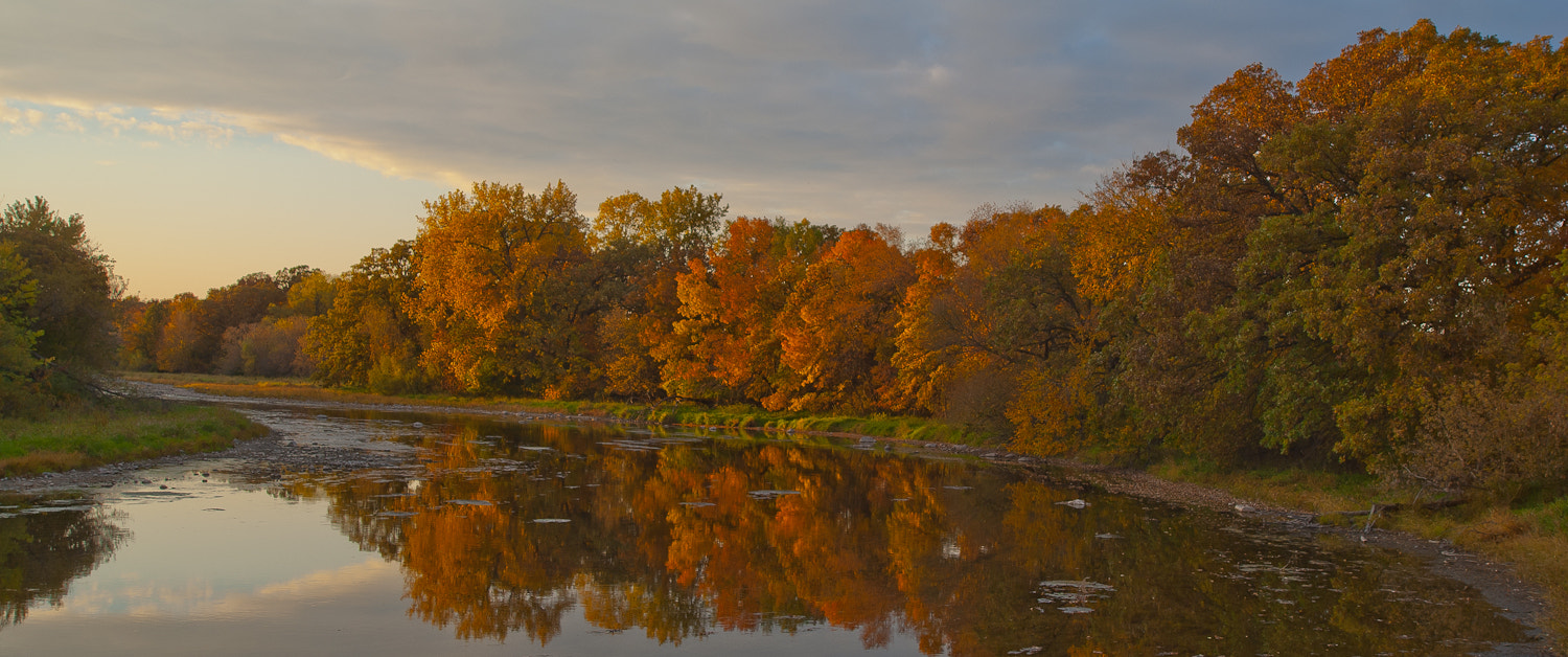 Photograph Fall Reflection by Scott Hull on 500px