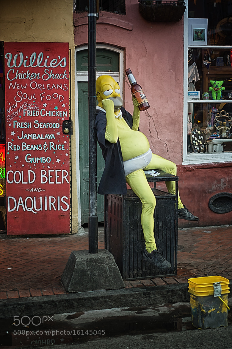 Photograph French Quarter by Darrell Miller on 500px