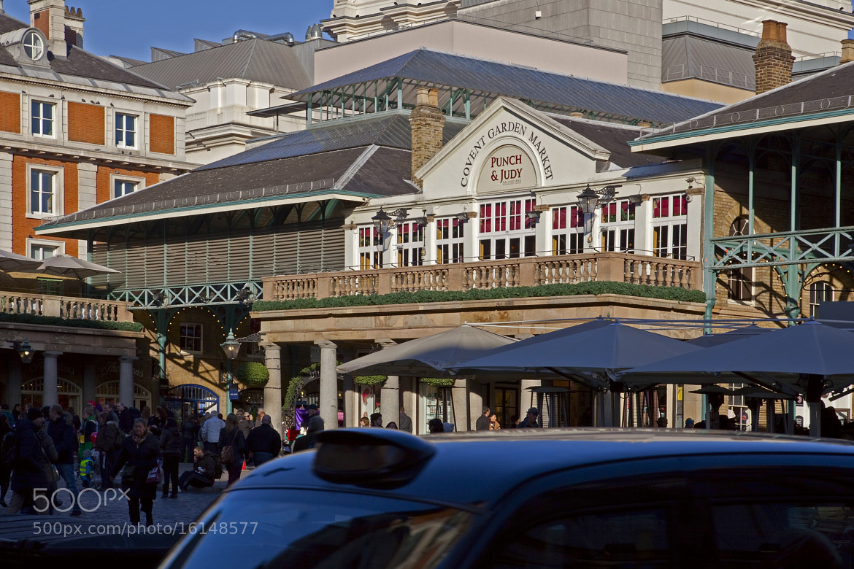 Photograph Covent Garden Market  by Игорь Гончаренко on 500px