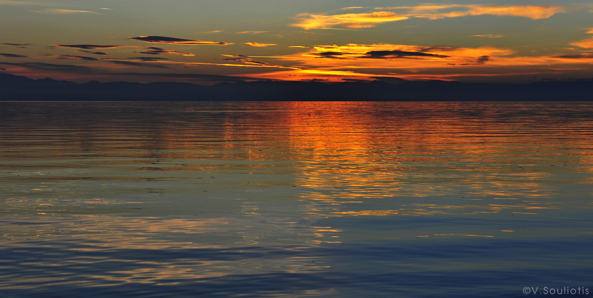 Photograph Boring sunset by Bill Souliotis on 500px
