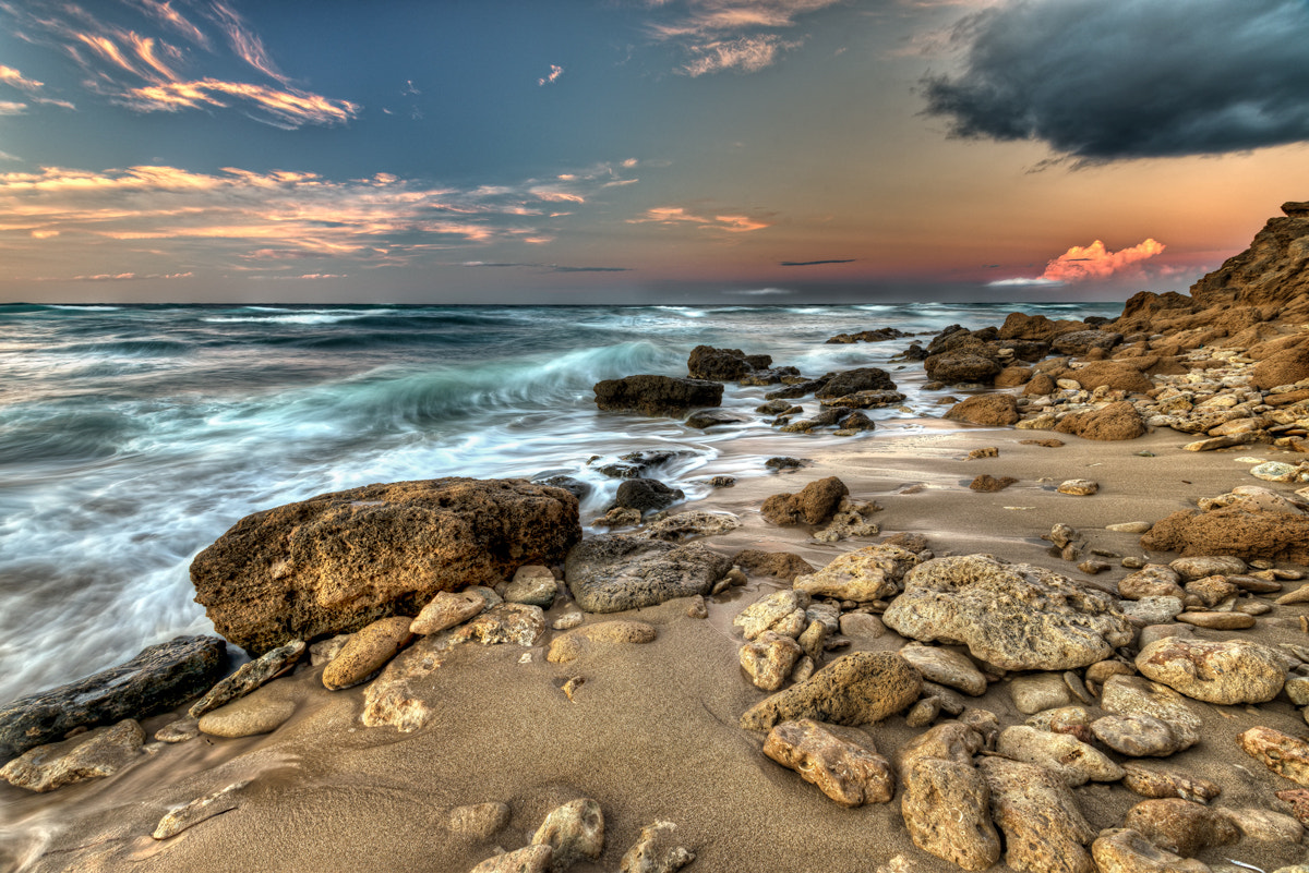 Photograph the sunset behind by Michele Massafra on 500px