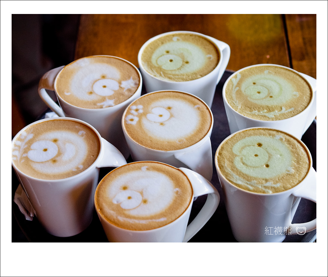 Photograph Bear Latte by Kyle Lin on 500px