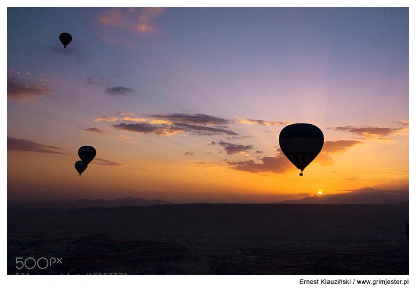 Photograph Cappadocia 6 by Ernest Klauziński on 500px