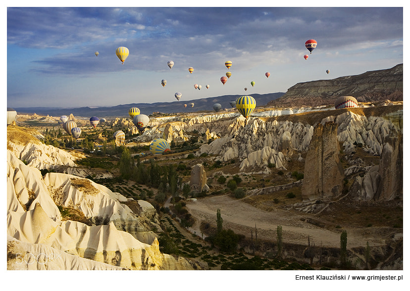 Photograph Cappadocia 2 by Ernest Klauziński on 500px