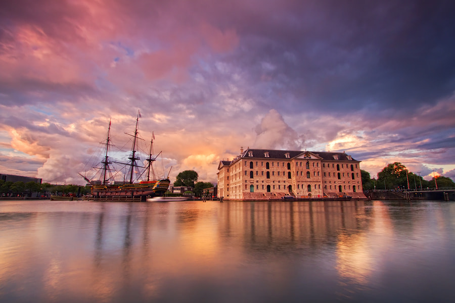 Photograph AMSTERDAM by ManButur Photography  on 500px
