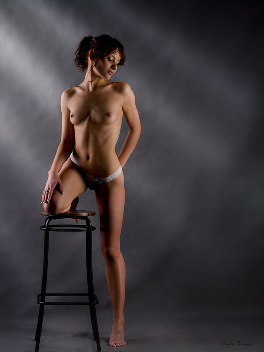 Photograph The beautiful lines of the female body nude women by Igor Volgin on 500px
