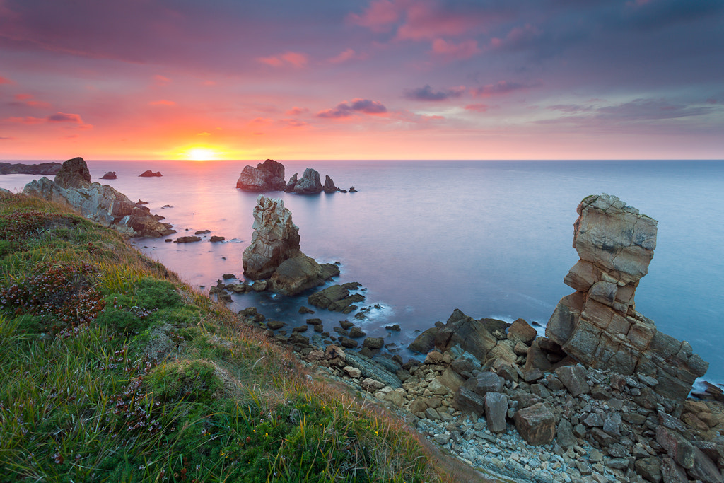 Photograph Fortunate sunset by Andoni Lamborena on 500px