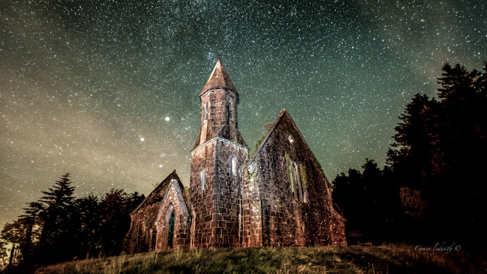 Photograph Tourmakeady Church by conor ledwith on 500px