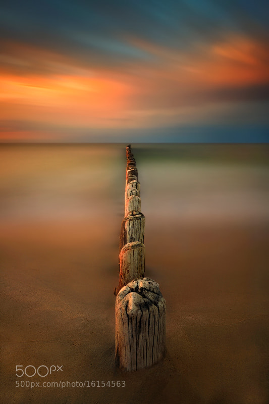 Photograph The Groyne... by Pawel Kucharski on 500px
