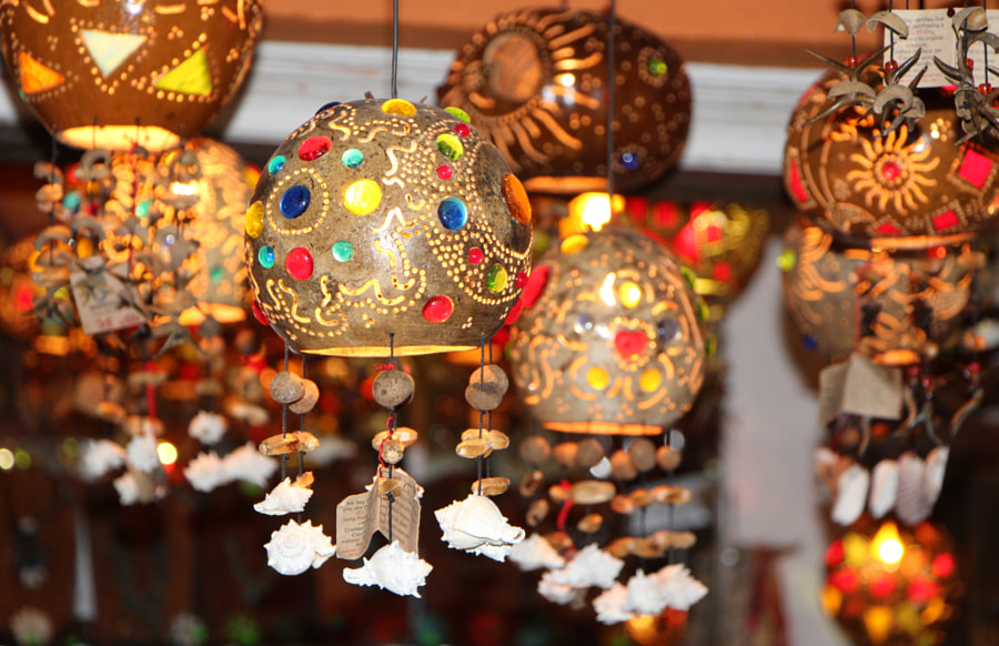 Mexican lamp by Maria Maryika on 500px.com
