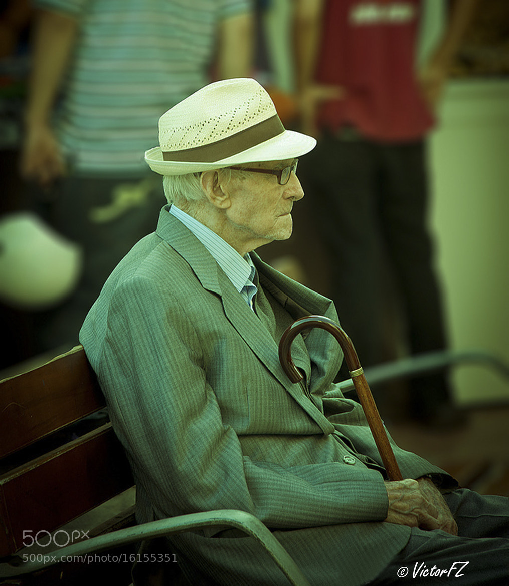 Photograph El descanso del abuelo by Víctor Franco.z on 500px