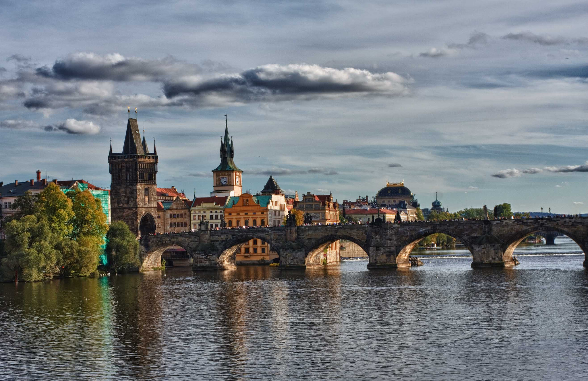 Photograph Charles Bridge by M Delawer on 500px
