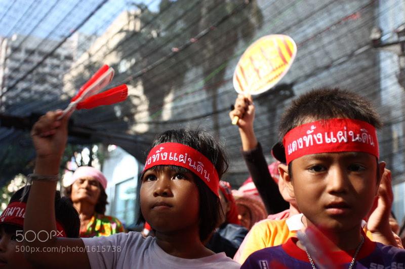 Photograph Ratchaprasong Children by Matthew Richards on 500px