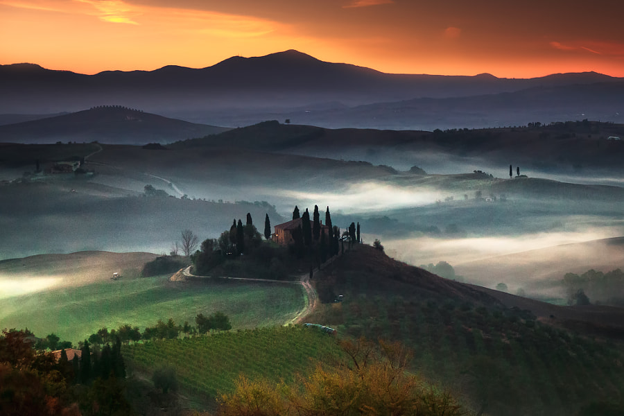 Tuscany in Layers by Adnan Bubalo on 500px.com