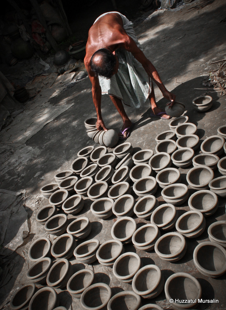 Photograph Symphony of Clay by Huzzatul  Mursalin on 500px