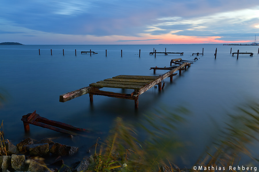 Photograph Rotten Jetty by Mathias Rehberg on 500px