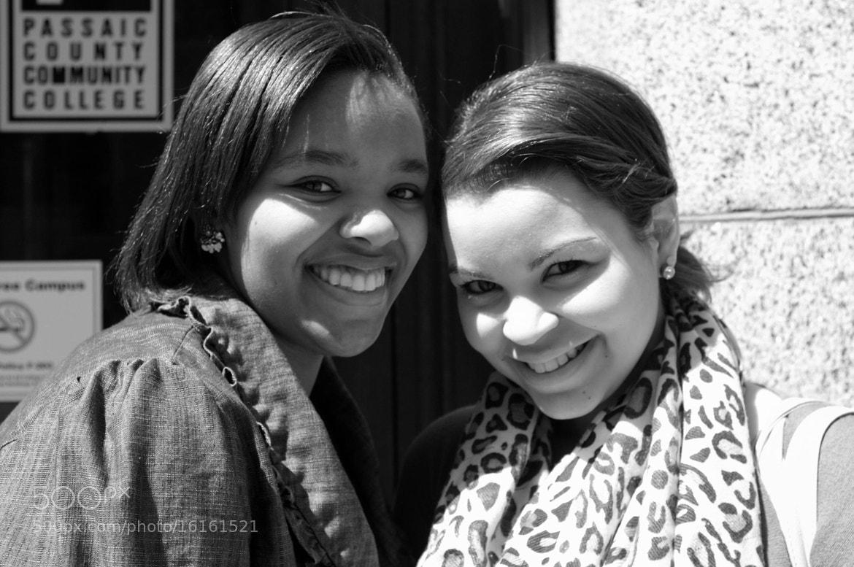"Photograph ""Jasmine & Bianka"" by B.C.  Lorio on 500px"