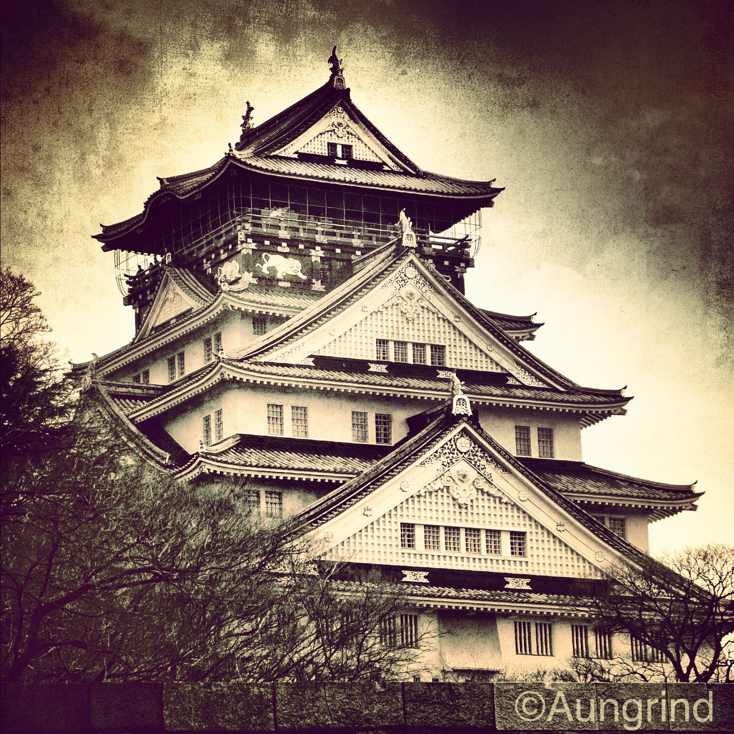 Photograph Throne of blood by Kenneth  on 500px