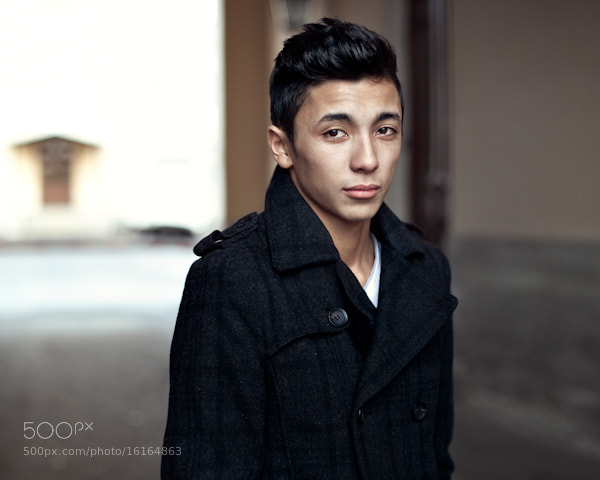 Photograph Boy by Dmitriy Chursin on 500px