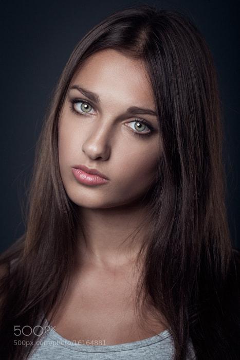 Photograph Eliza by Dmitriy Chursin on 500px