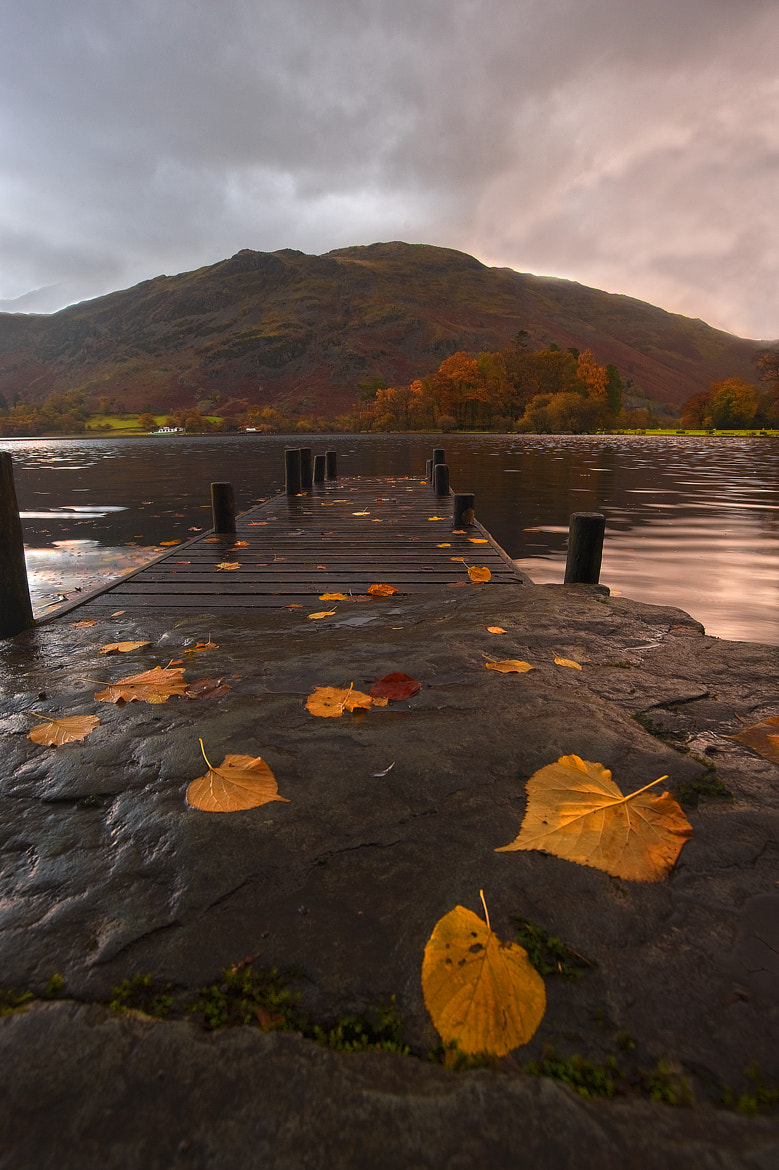 Photograph Ullswater Jetty by Philip F Higgins on 500px