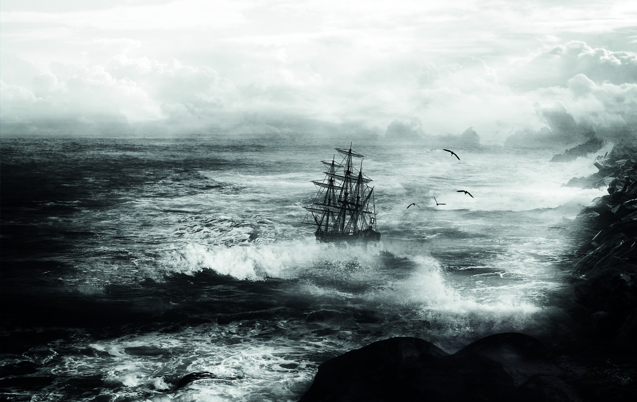 Photograph good ol' ship by Florian Gampert on 500px