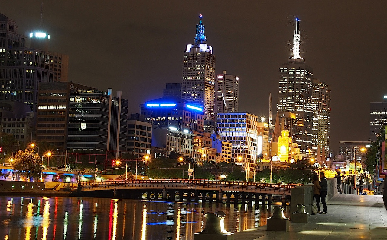 Photograph City at  night by Bhupinder Kumar on 500px