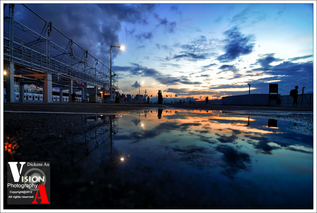 Photograph Sky Mirror by Dickens Au on 500px