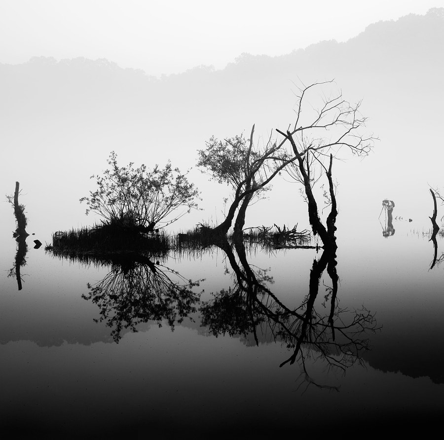 (Between The Parenthesis) by Nathaniel Merz on 500px.com