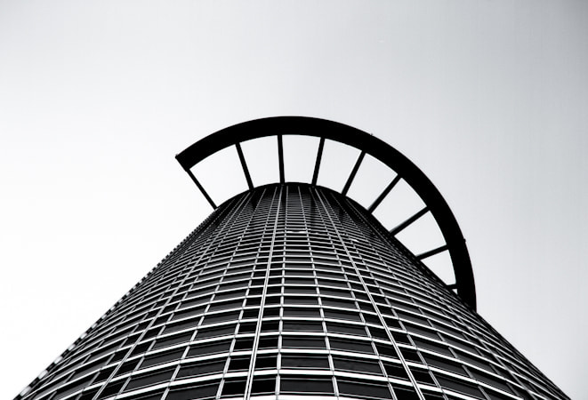 Photograph Minimal Cityscraper by Chris Jungermann on 500px