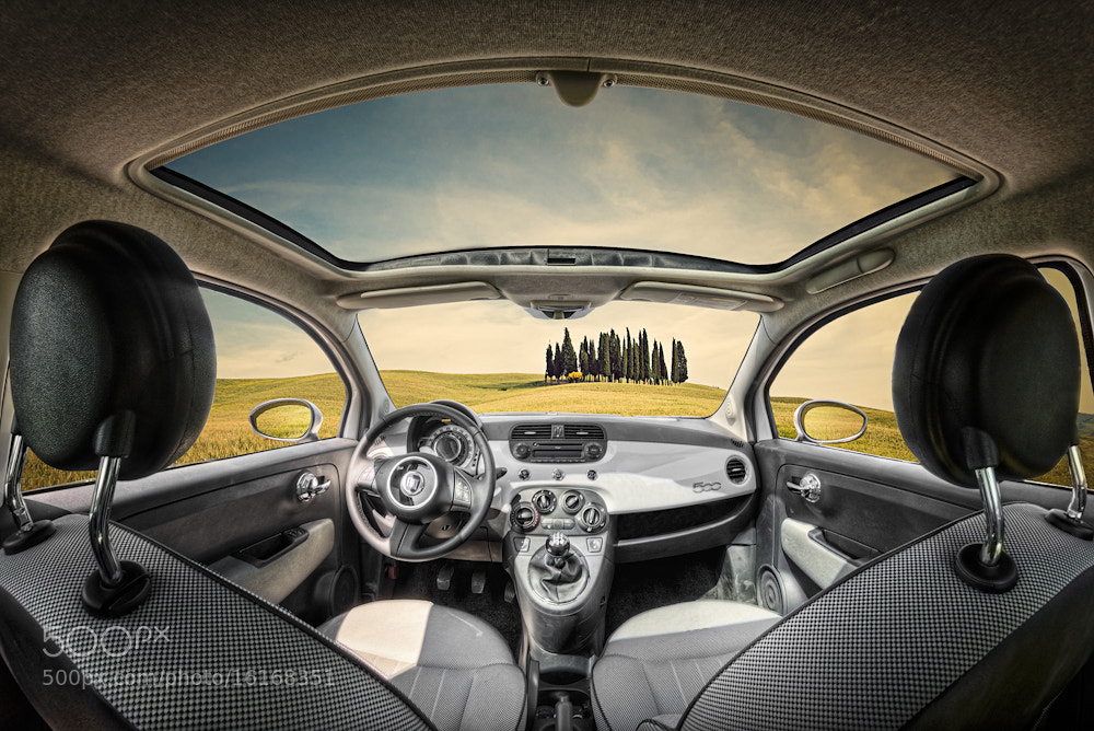 Photograph Tuscany right ahead! by Allard Schager on 500px
