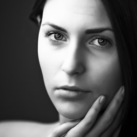 Model: Rebecca Rovsing by Frank  Visler (visler)) on 500px.com