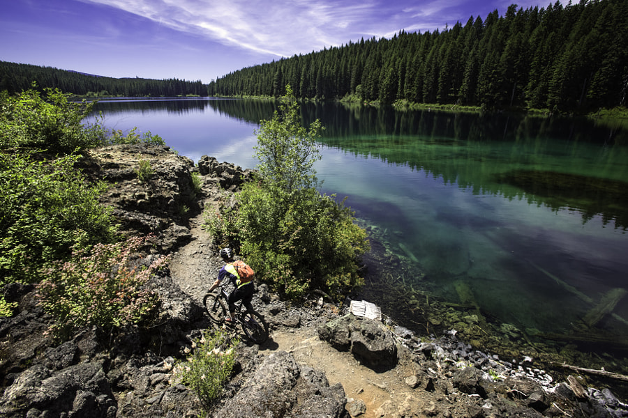 Clear Lake Mountain Biking de Jason Hummel en 500px.com