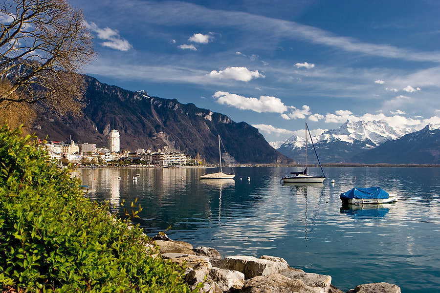 Photograph Montreux, Switzerland by Vladimir Gloukhov on 500px