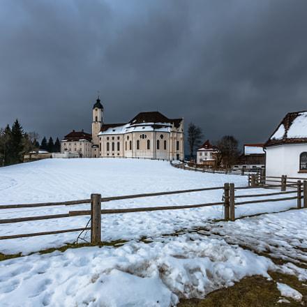 The Pilgrimage Church of Wies, Bavaria, Germany