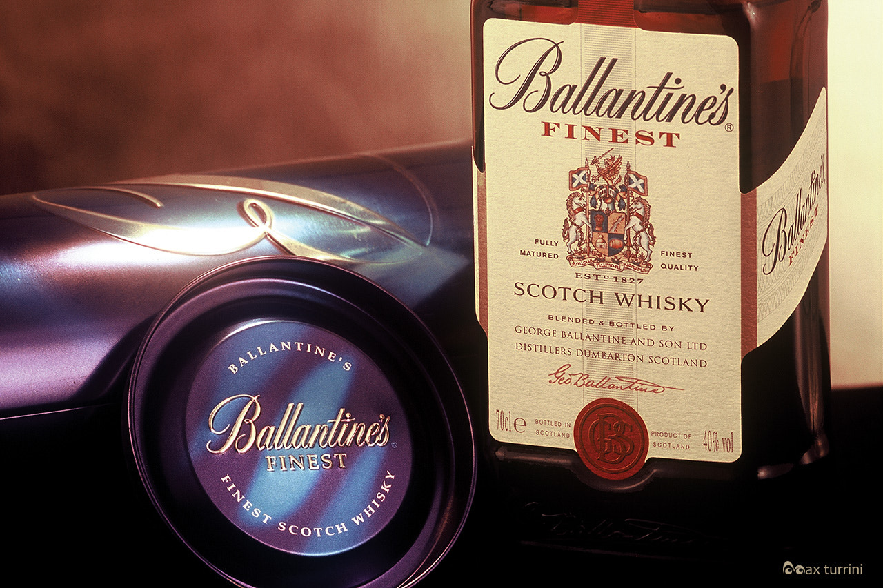 Photograph Ballantines by Max Turrini on 500px