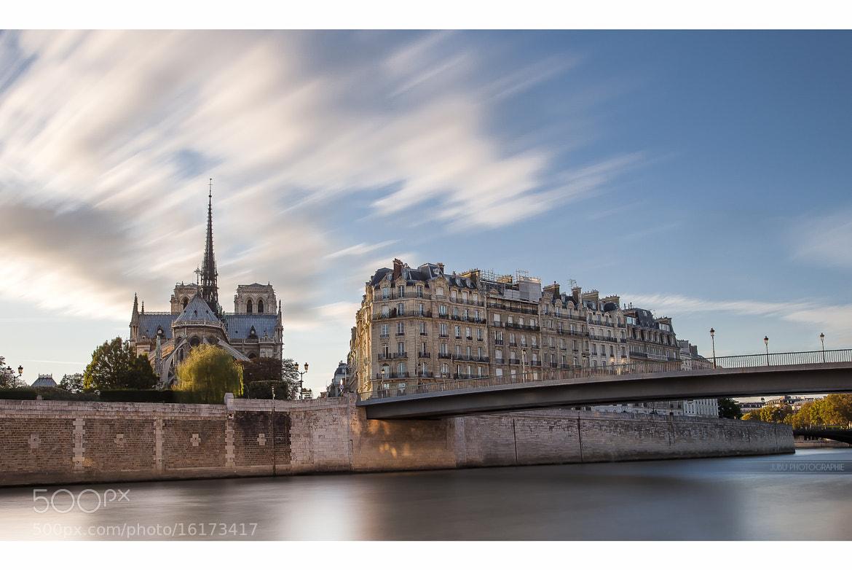 Photograph • Notre Dame de Paris • by Jubu Photographie on 500px