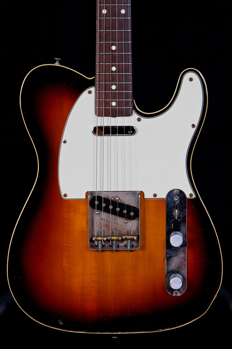 Photograph '62 Fender Telecaster Custom by Andy McRory on 500px