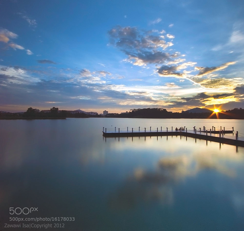 Photograph -The End- by Zawawi Isa on 500px