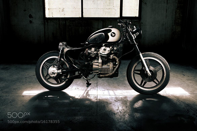 Photograph Café Racer by - NEBO - on 500px