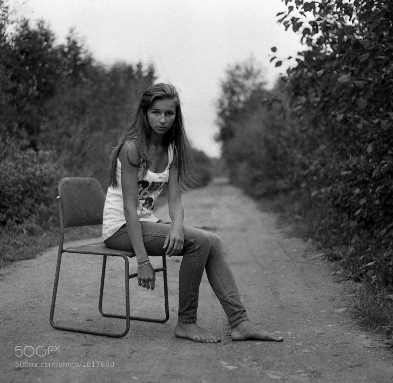 Photograph Alice by Полина Петровская on 500px
