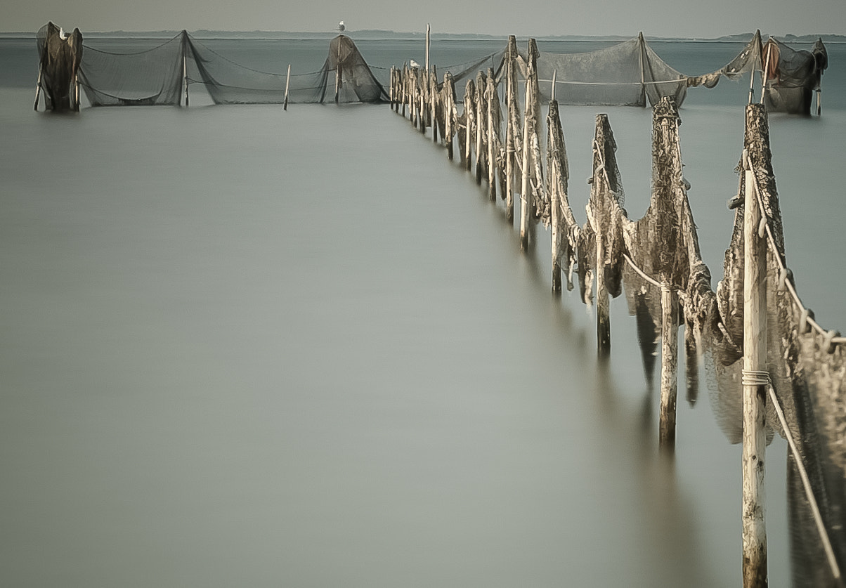 Photograph Fish net by Dan Thrysøe Mortensen on 500px