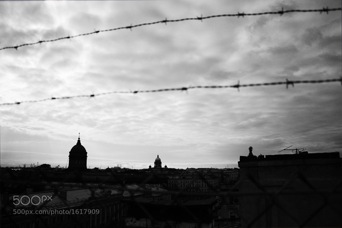 Photograph City by Полина Петровская on 500px